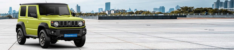 guide d'achat Suzuki Jimny
