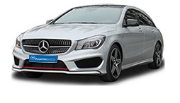 Cla shooting brake nouveau