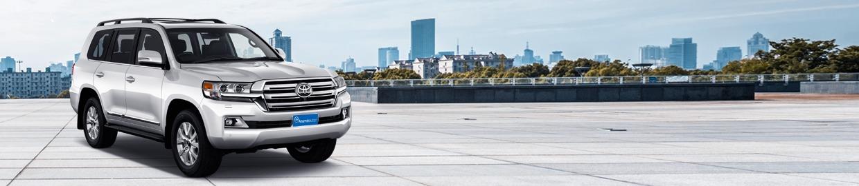 Guide d'achat Toyota landcruiser
