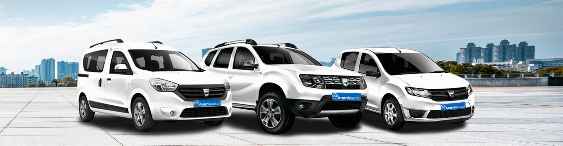 Guide d'achat Dacia