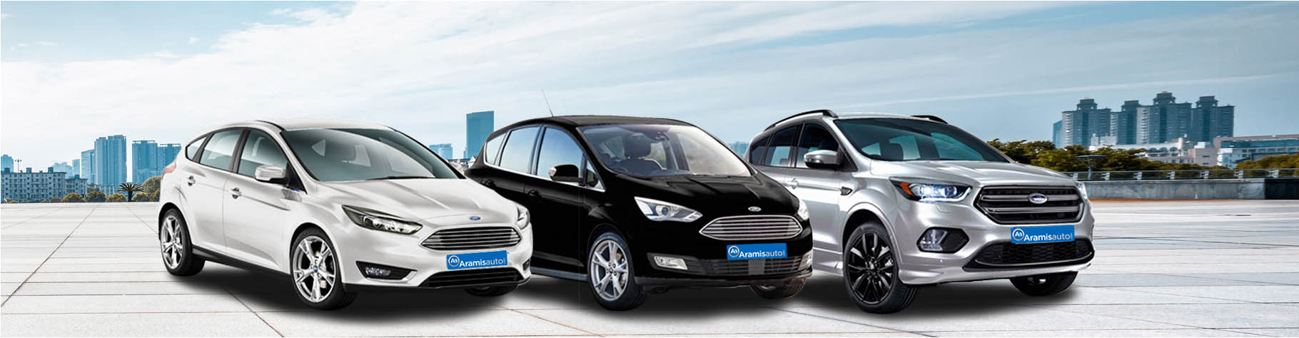 Guide d'achat Ford