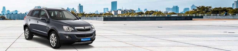Guide d'achat Opel Antara