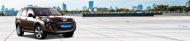 Guide d'achat Peugeot 4007