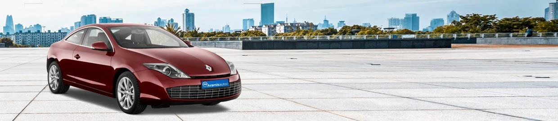 Guide d'achat Renault Laguna 3 coupé