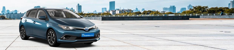 Guide d'achat Toyota Auris