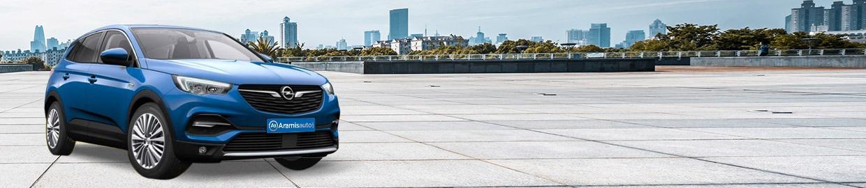 guide d'achat Opel Grandland X