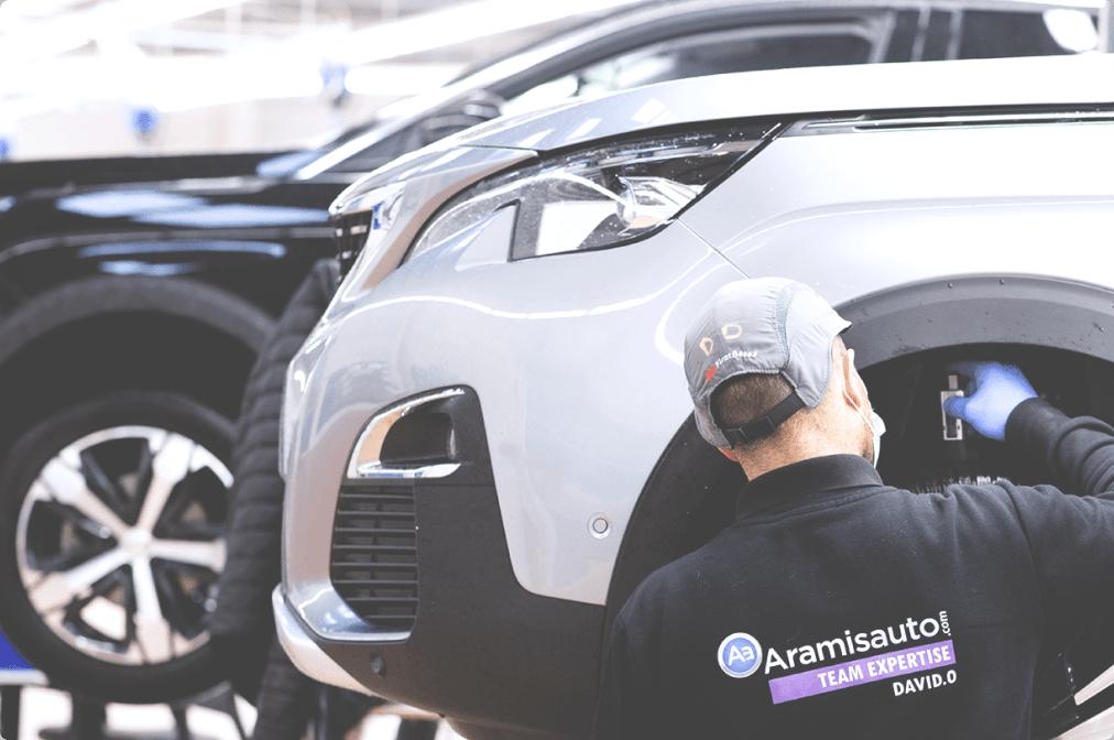 Achetez votre voiture en toute sérénité avec Aramisauto.