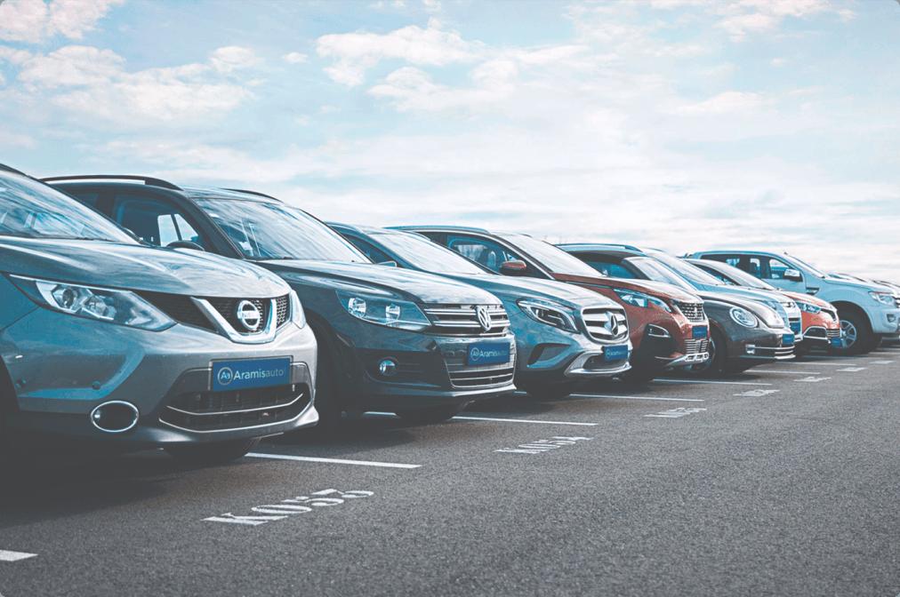Une multitude de choix de voiture chez Aramisauto.