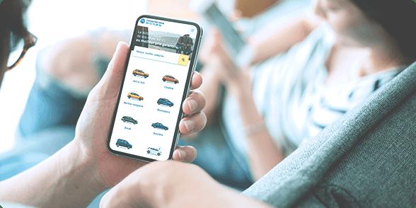 Réservez votre voiture en ligne