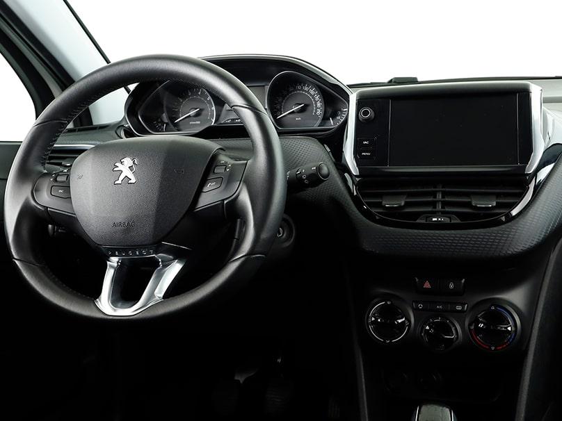 Comment mettre le chauffage dans la Peugeot 208 ?