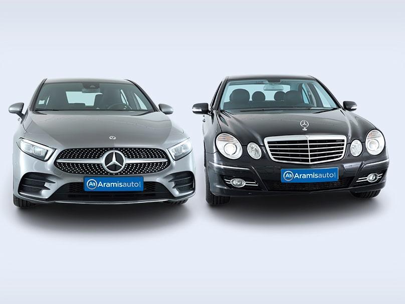 Où sont fabriquées les Mercedes ?