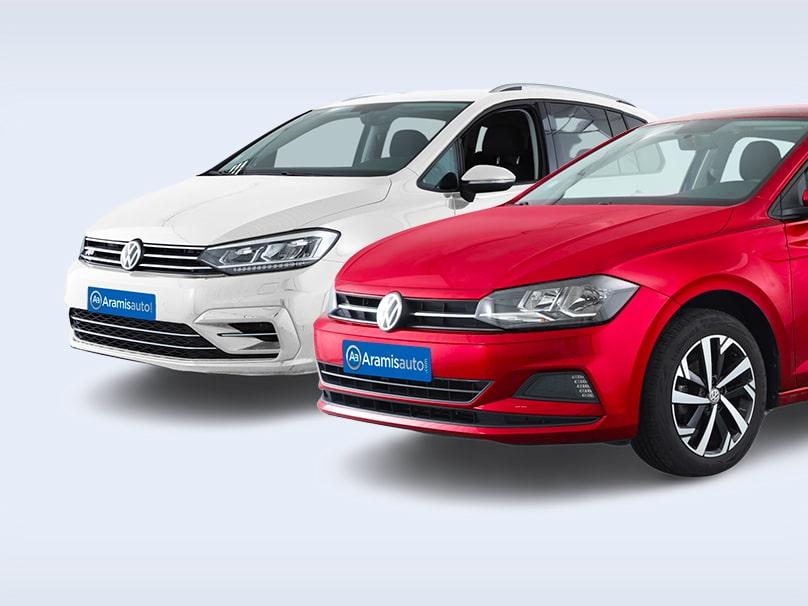 Deux Volkswagen équipées des moteurs TDI les plus fiables.