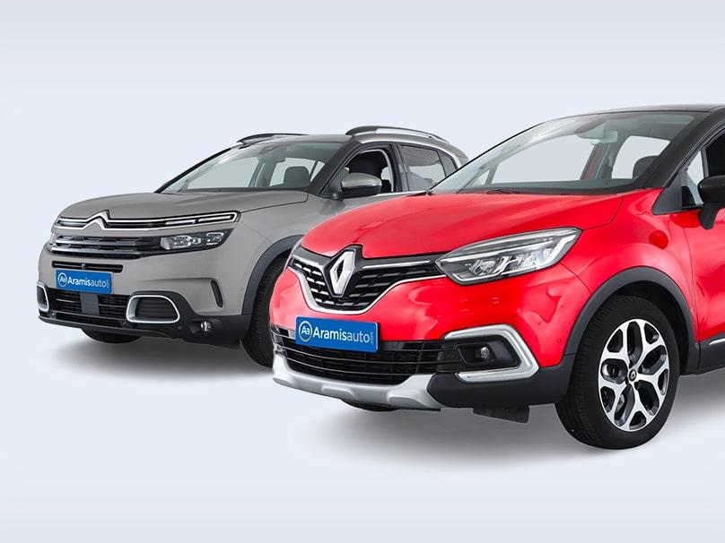 Zoom sur les différences entre un crossover et un SUV.